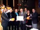 Verleihung Goldene Raute am 11.12.2010