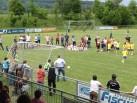 F1 Jugend Maler Weidinger Cup 07.06.2012 im Bild Hannes Bail beim Entscheidenden 8-Meter zum Sieg im Finale gegen den FC Memmingen